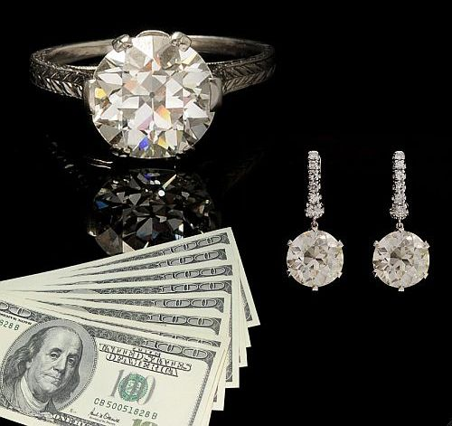 San diego business loans small business collateral cash for Used jewelry san diego